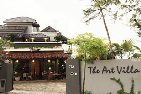 The Art Villa Alor Setar (3 Rooms) - Alor Setar