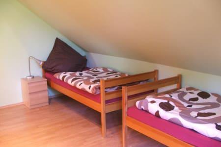 Apartmán pod Čerchovem - Česká Kubice - Haus