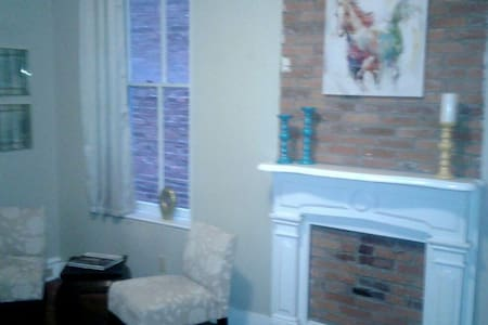1 bdr apt with parking in Soulard - Appartamento
