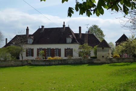 Maison familiale à la campagne - Maison