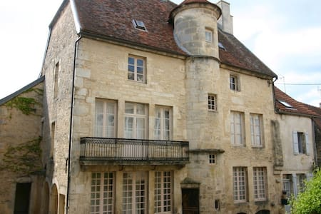 Maison seigneurial du XVI siècle - Huis