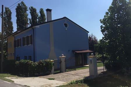 Accogliente casa di campagna - Rumah