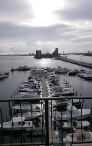 2-story Loft in Downtown Miami with beautiful view - Apartment