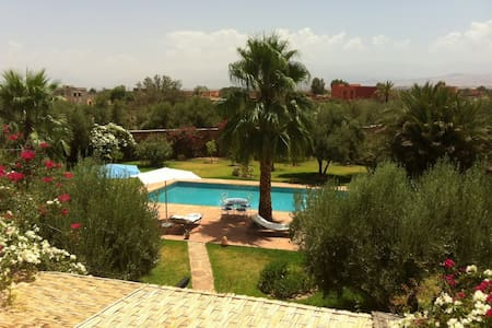 Chambre tout confort - Marrakech - Bed & Breakfast
