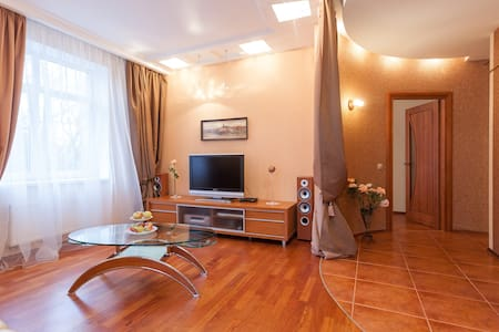 Designer flat 5 min from the sea - Svetlogorsk