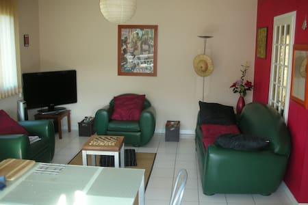 Deux chambres confortables  20 m2 sur GAP 05 - Gästehaus