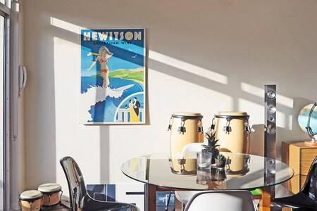 Sunny Clovelly Apartment with Style - 克洛夫利(Clovelly) - 公寓