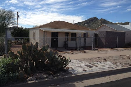 Palo Verde home, small & beautiful - Ajo