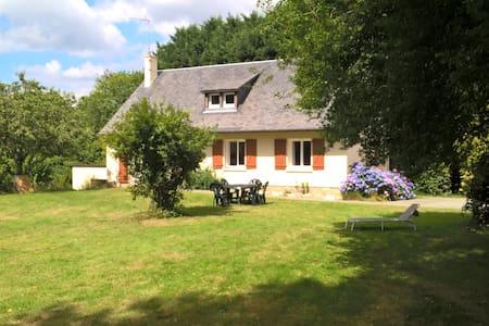 Chambre simple à l'orée de la forêt des Andaines - Saint-Michel-des-Andaines - Rumah