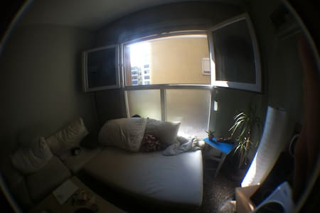 Cozy room in the center - Barcelona - Wohnung