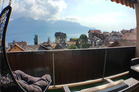Image du profil Lovely Flat with Lake view - Chernex