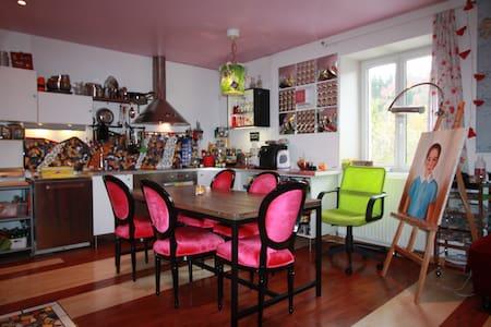 L'atelier de Faby - Maîche - Appartement