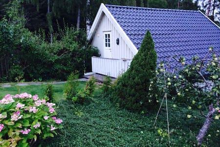 Cozy studio on island, short trip from city centre - Oslo - Loft