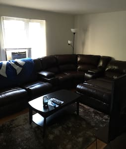 New 1BR Apartment minutes from NYC - New Milford - Apartment