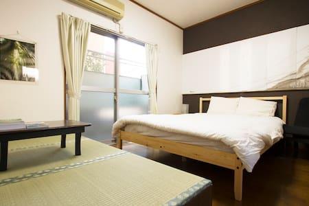 Tatami&Ink painting, Shimokitazawa - Apartment