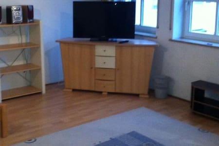 1 Zimmer Apartment - Augsburg - Leilighet