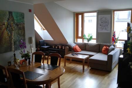SuperDuper Central Location Bergen,Private Rom! - Bergen - Apartment