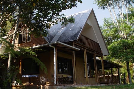 'Feathers at Frogmore' - Atherton Tablelands - House