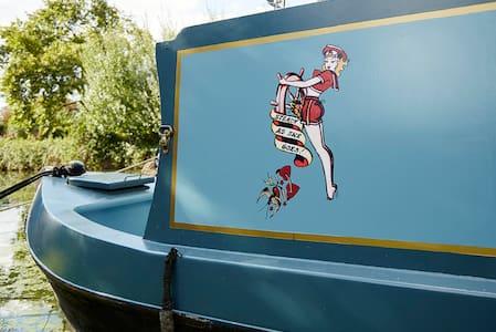 Beautiful narrowboat central london - London - Boat