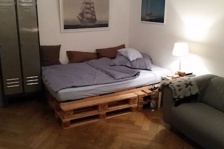 Charmantes Zimmer in guter Lage Bed&Breakfast - München - Bed & Breakfast