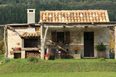 Dubrovnik Vineyard Cottage - Blockhütte