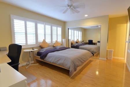 Bright Airy Spacious close toDisney - Casa