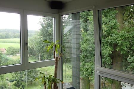 Zimmer für Monteure in abgeschlossener Wohnung - Leilighet