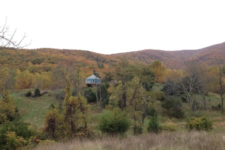 Deluxe Yurt in the Heart of Virginia's Blue Ridge - Yurt