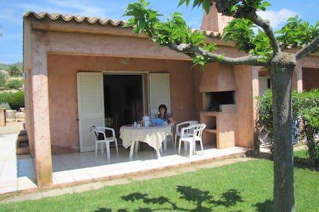 Loue mini villa climatisé 4 pers - Villa