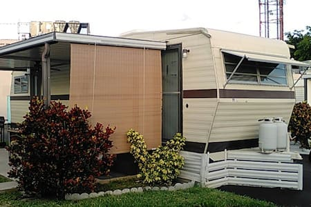 Your little guest caravan - Camper/RV
