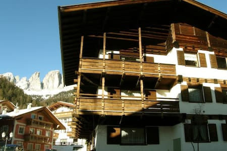 Césa Ziria Spacious and bright Apartment - Campitello di Fassa - Appartement