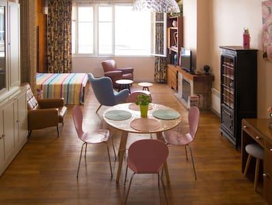 Appartement spacieux (50 m²) au cœur de la ville - La Rochelle - Apartment
