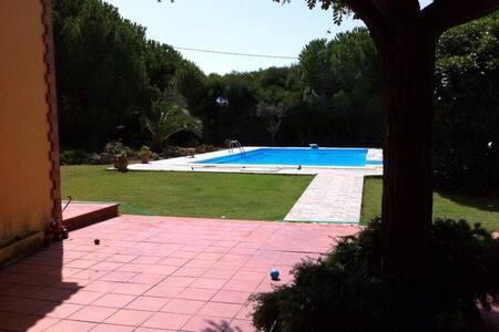 Villa Paola con piscina - Calasetta - Villa
