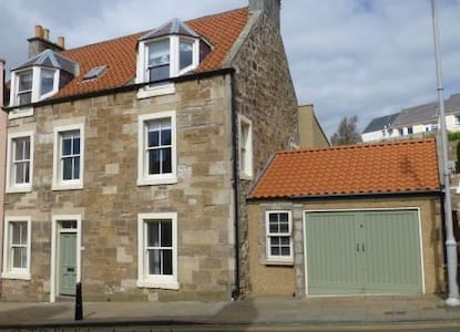 House on the Harbour - Pittenweem - Talo