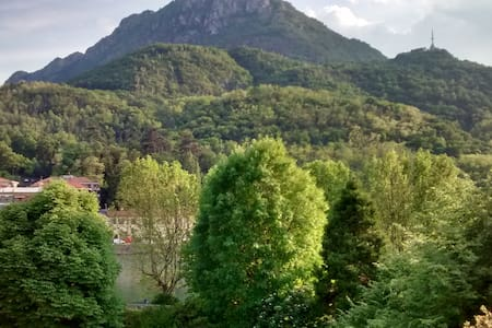 Typical apartment Lecco lakeside - Apartamento