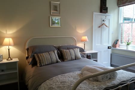 The Poplars, Barnstaple B&B Ground floor Double. - Barnstaple
