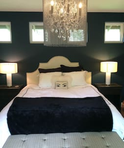 Hideaway Guest Suite-Travis Heights - Austin - House