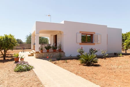 Hot villa close to Playa d'en Bossa - Sant Josep de sa Talaia - Haus