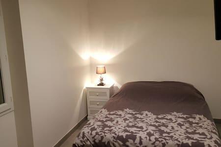 Chambre douillet et tranquille - Cabanac-et-Villagrains