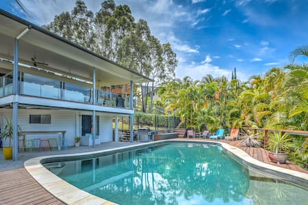 Rise Poolside- Close to beaches - Aroona