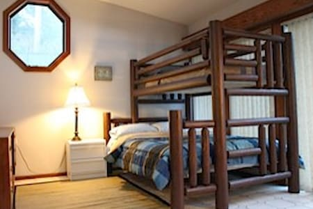 The Captians Rugged Edge B&B - Bed & Breakfast