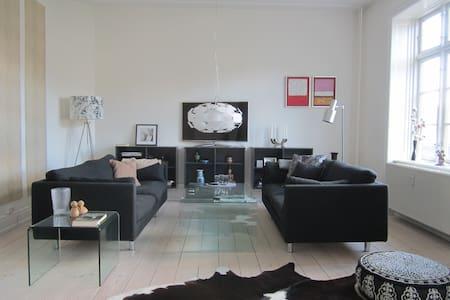Cosy luxury apartment, peaceful area of Copenhagen - Frederiksberg - Apartment