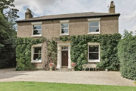 Croxton House B&B - Double Room - Bed & Breakfast