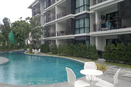 The beachfront studio rawai beach - Apartmen