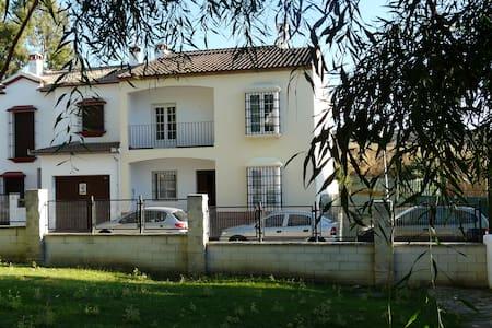 Casa acogedora en Serranía de Ronda - Haus