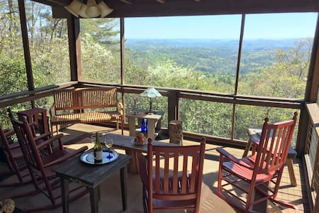Suite w/Panoramic Views.  2Mi to Town - Highlands - Maison