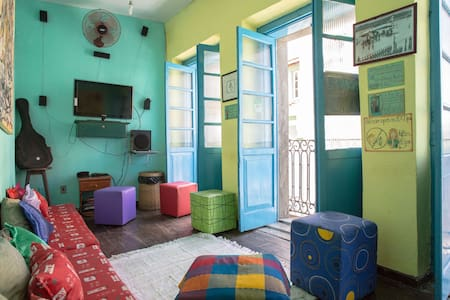 Hostel, quarto privativo para casal - Bed & Breakfast