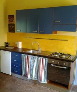 Luminoso bilocale - Magnano - Apartment