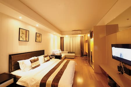 Give you a five star home~King bed - Guangzhou - Apartment