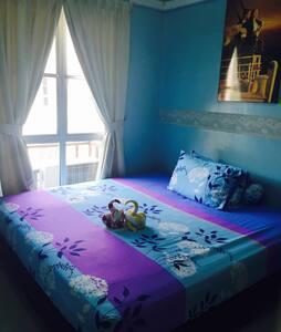 马六甲河畔MODE OK温馨小屋单间出租...Instant Book - Apartament